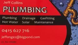 Jeff Collins Plumbing